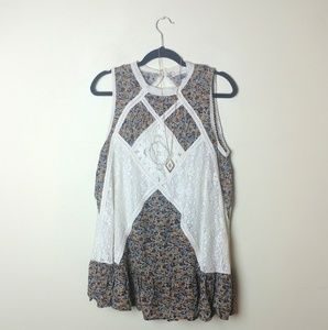 Altar'd state tunic length top or mini dress